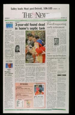 1993 Frontpage